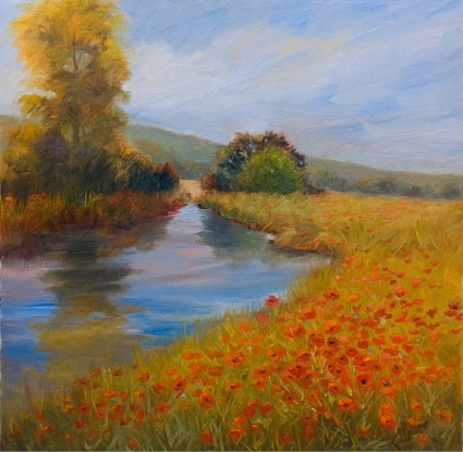 large_impressionist_landscape_with_poppies_flanders_field